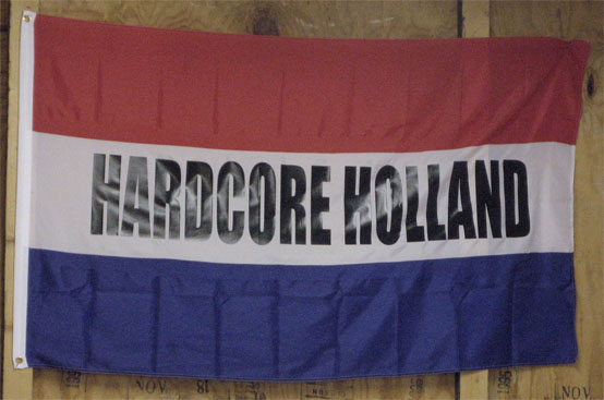 Hardcore Holland Vlag